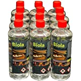 6L PREMIUM BIOETHANOL FUEL UK & IRELAND. For use in fires & stoves. Premium Grade Bioethanol Fuel