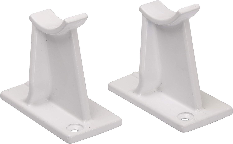 Soporte universal para radiador de COLUMNA de hierro fundido blanco tradicional 2 3 4