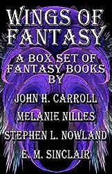 Wings of Fantasy: A Box Set of Fantasy Books