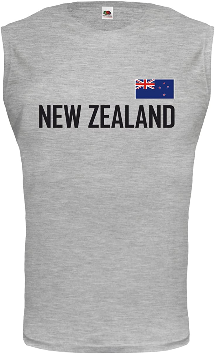 buXsbaum/® Tank Top Neuseeland