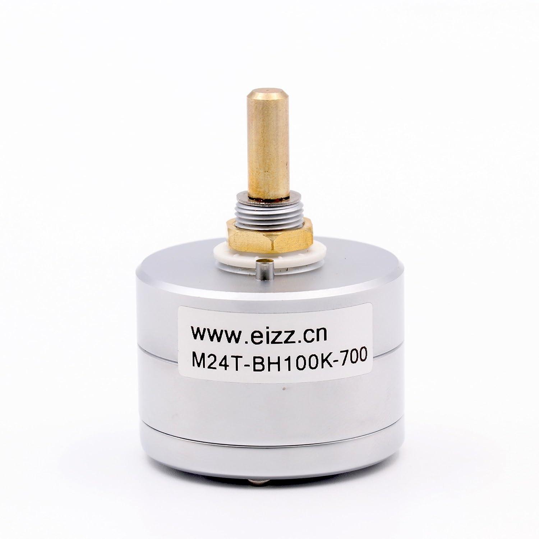 eizz 24 pasos Mono 100 K Potenciómetro de Volumen Atenuador ...