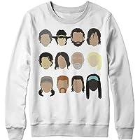 Sweatshirt The Walking Dead TWD Characters C980045