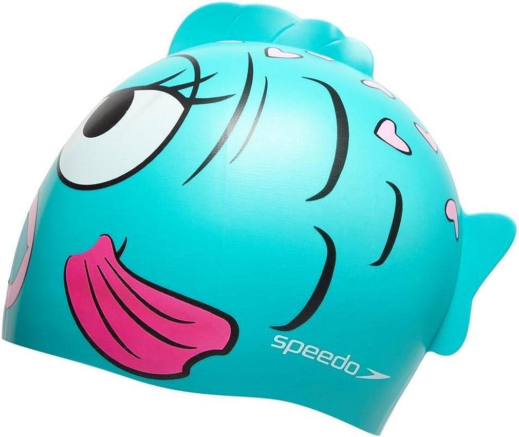 Unisex ni/ños Speedo Sea Squad Character Cap Gorros de Nataci/ón