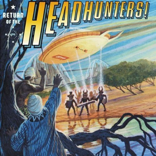 Return of the Headhunters by Headhunters (1998-07-21) (Return Of The Headhunters)