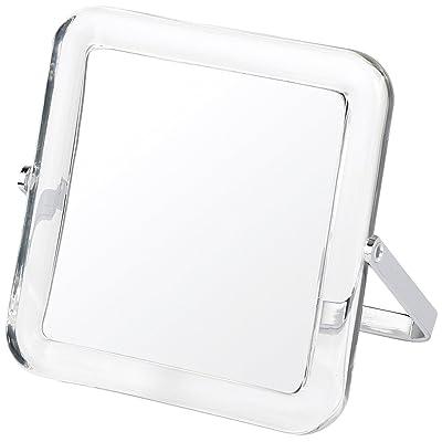 Danielle Miroir chevalet grossissant x 5 en acrylique 16 cm