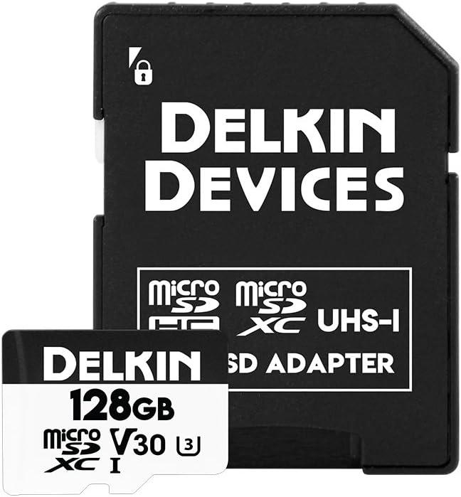 Delkin Devices Advantage Microsdxc Uhs I Speicherkarte Computer Zubehör