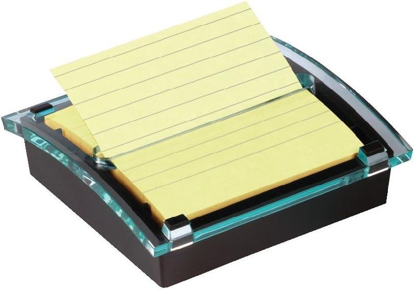 /pervinca confezione da 5 Post-it 101/x 101/mm Super Sticky Lined Z-Notes pacchetto a Z/