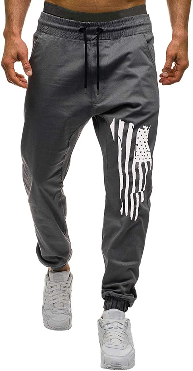 Sylar Pantalones Hombre Casuales Deporte Pantalones Largos ...