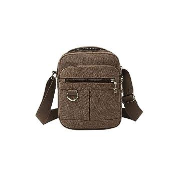 Amazon.com: Bolsas de viaje para hombre, de lona, modernas ...