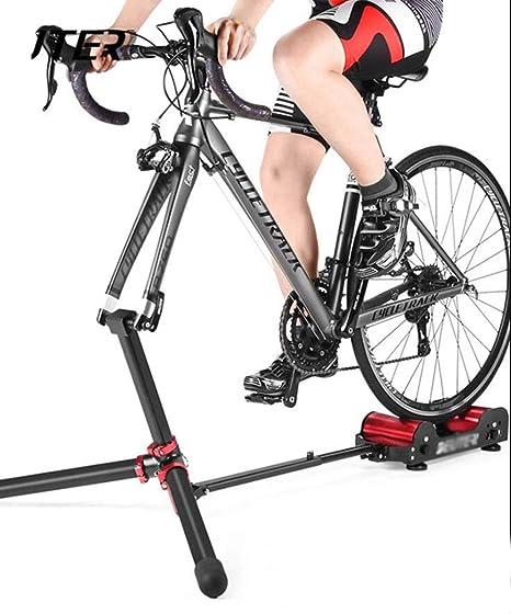 Plataforma de rodillos montar a caballo, bicicleta de ...
