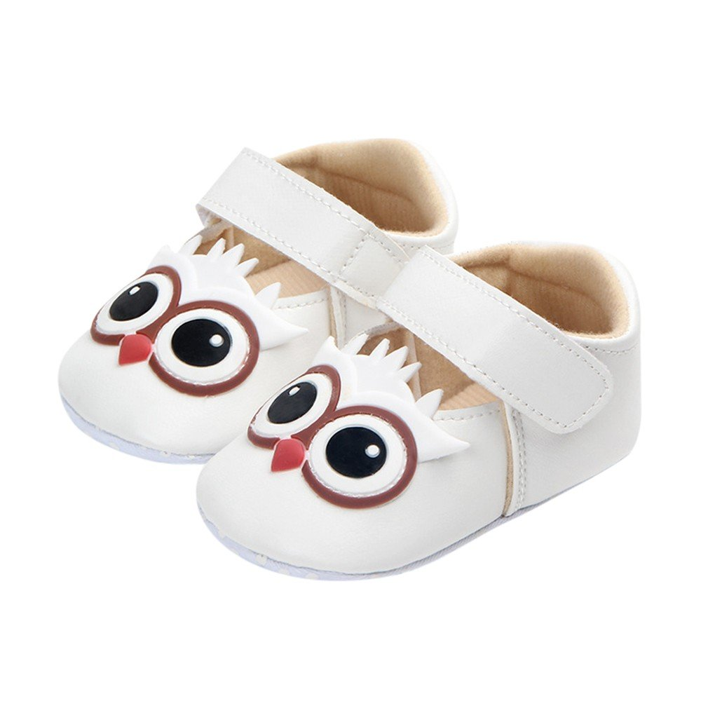 Lurryly Newborn/ Baby/ Toddler Boy Girls/ Cartoon Own Anti-Slip Cute Soft Sole/ Casual/ Shoes