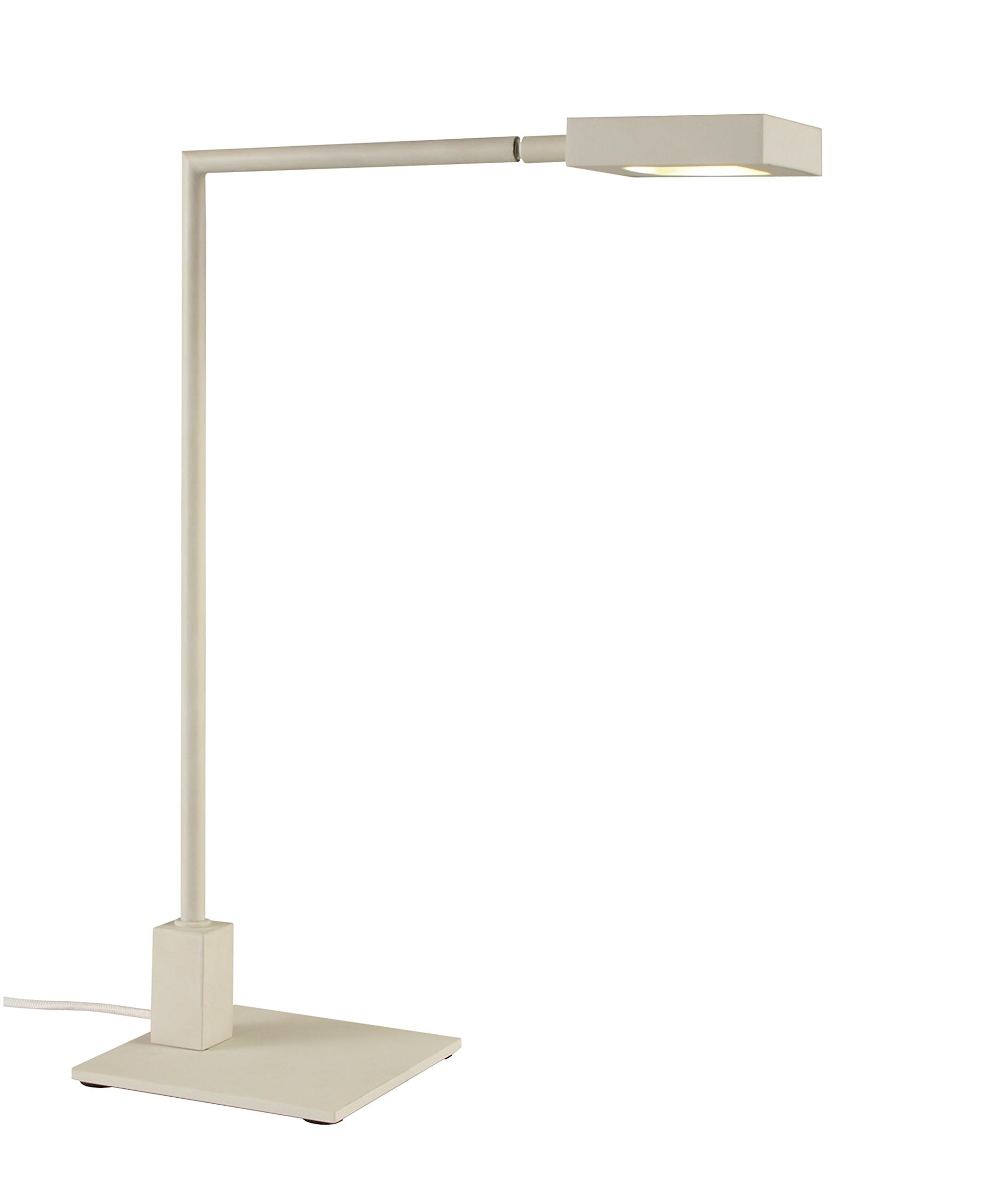 Seed Design USA Square Table Lamp, White