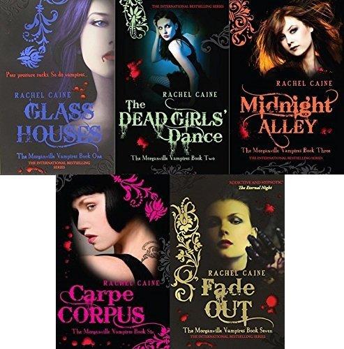 Morganville Vampires, Series 1 By Rachel Caine 5