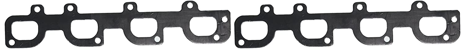 Remflex 6022 Exhaust Gasket for Mopar V8 Engine, (Set of 2)