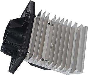 GELUOXI HVAC Heater Fan AC Blower Motor Resistor Module w/auto climate control for Jeep Grand Cherokee 1993 1994 1995 1996, 4720046 4P1721 RU-759