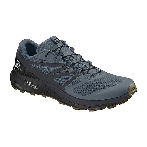 Salomon Sense Ride 2 Zapatillas de Trail Running: Amazon.es: Zapatos y complementos