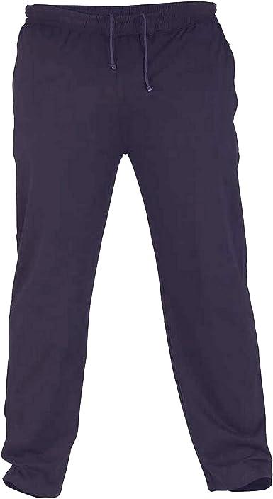 Duke Pantalones De Chandal Ligeros Y De Felpa En Talla Grande Modelo Rory Para Hombre Amazon Es Ropa Y Accesorios