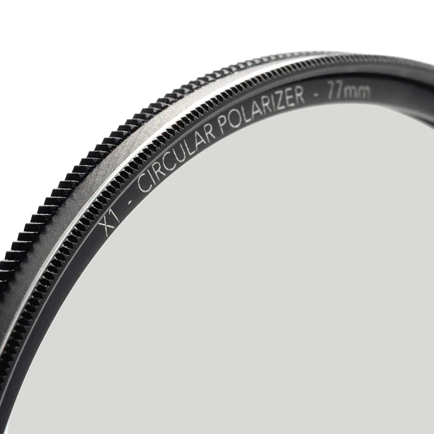 95mm X1 Circular Polarizer, MRC8, Ultra-Slim, Weather Sealed + Free Mircofiber Lens Cloth by Breakthrough Photography