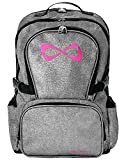 Nfinity Gray Sparkle Backpack