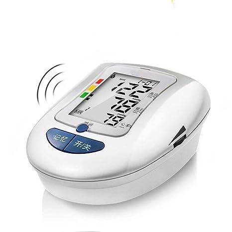 Casa exactamente voz Completo automáticamente armtypen Tensiómetro electrónico