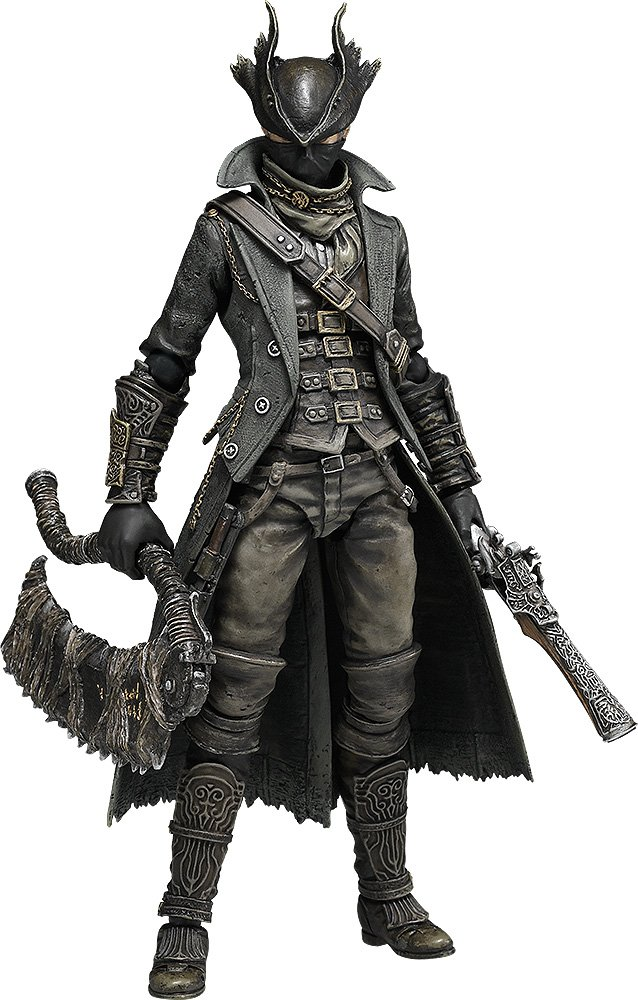 Max Factory Bloodborne: Hunter Figma Action Figure AUG178428