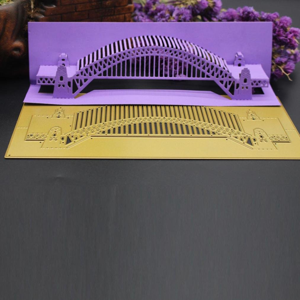 Embrace Cutting Dies Stencil DIY Scrapbooking Album Paper Card Embossing Crafts
