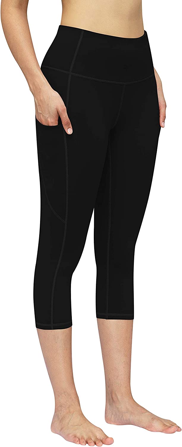 Yoga Pants with Pockets Tummy Control Workout Pants Pocket Leggings CUGOAO High Waist Yoga Pants