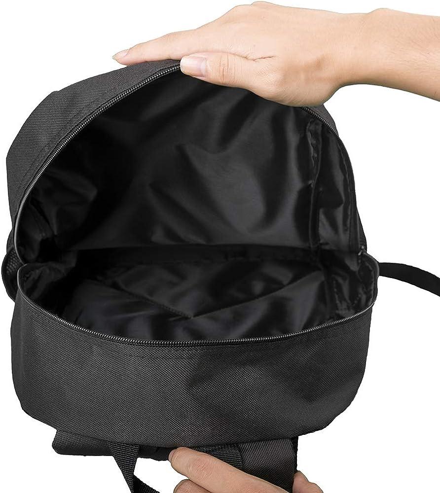 Unisex Adults School Bag 17inch Un-der-tale Sans Backpack,Waterproof 3D Casual Paypacks
