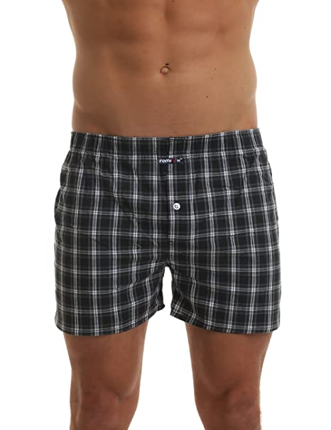 Remixx Calzoncillos 6 Pack American Style Webboxer Tallas Especiales Antracita Large