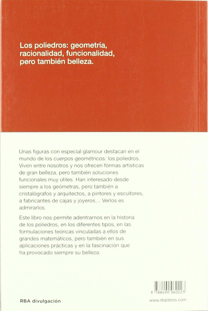 Las mil caras de la belleza geométrica.: Los poliedros (Spanish Edition): Claudi Alsina Barnes: 9788490060223: Amazon.com: Books