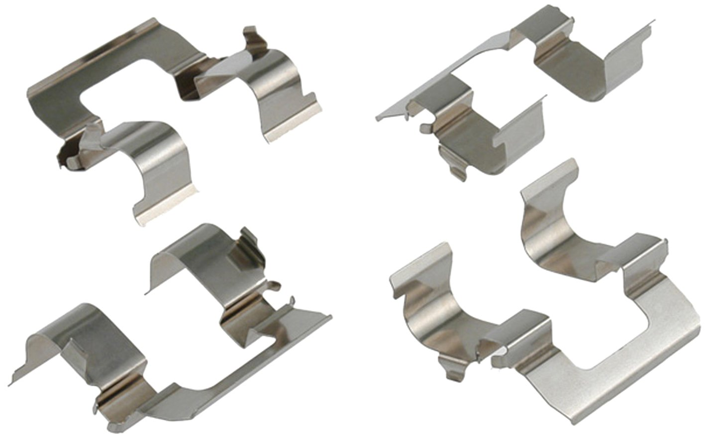 ACDelco 18K491X Professional Rear Disc Brake Caliper Hardware Kit with Clips