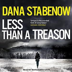 Less Than a Treason Hörbuch