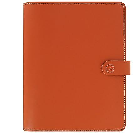 Filofax A5 The Original Organiser - Burnt orange