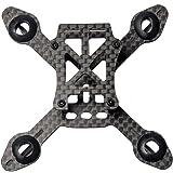 AKK K80 Mini DIY 80mm 3K Carbon Fiber Frame Kit for FPV RC Racing Drone Quadcopter Frame