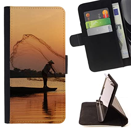 Amazon.com: // PHONE CASE GIFT // Fashion Leather Wallet ...