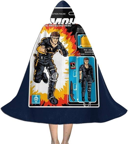 NUJSHF Real Wasteland Hero Figura de acción Mad MAX Unisex Capa ...