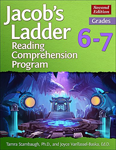 Jacob's Ladder Reading Comprehension Program: Grades 6-7 (2nd ed.)