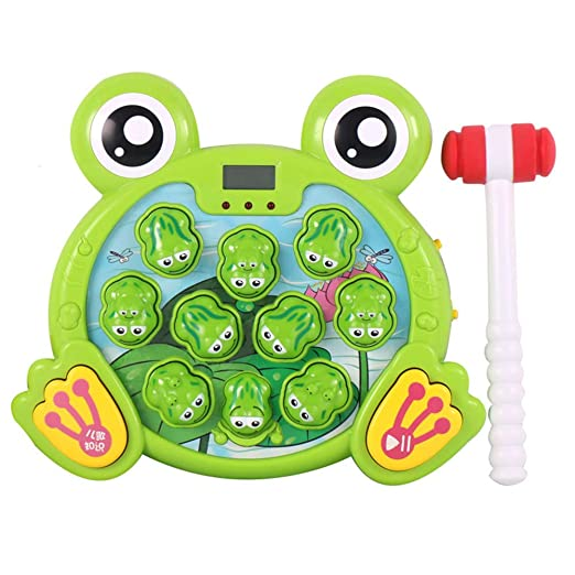 Wildlead Jugar Whack A Frog Toys Set Fun for Boys Girls ...