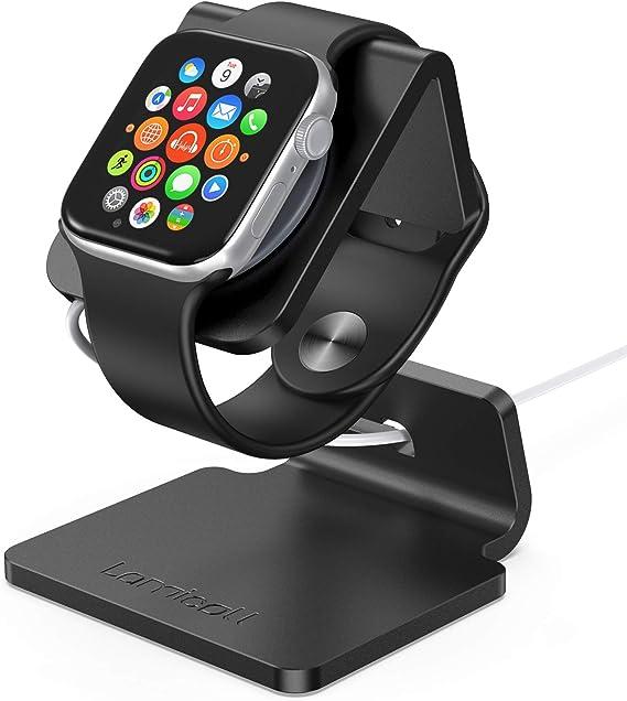 Lamicall Soporte para Apple Watch, Bases de Carga : Soporte Dock ...