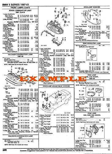 2005 - 2009 HONDA ODYSSEY PART NUMBERS, LABOR & PRICE ILLUSTRATED (Fender Grill)