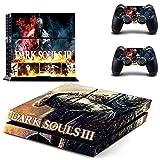 Dark Souls III-ps4 Playstation 4 Phantom Pain Limited Edition Vinyl Decal Skin Sticker