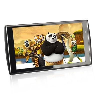 noauka 11.6 Ultra Thin HD 1080P reposacabezas monitor TFT LCD Multimedia coche reposacabezas reproductor mp5 portátil ...