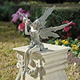 Design Toscano Fairy of the West Wind Sitting Statue Review