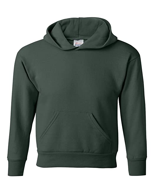 595dfca16e4 Hanes P473 Youth ComfortBlend 50 50 Pullover Hood  Amazon.ca ...