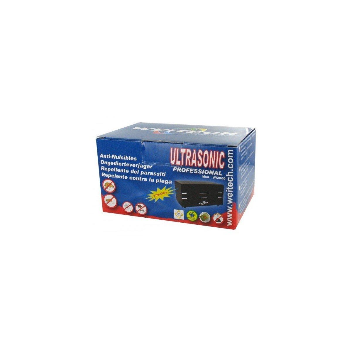 Weitech - Ultraschall Vertreiber professionnel WK0600