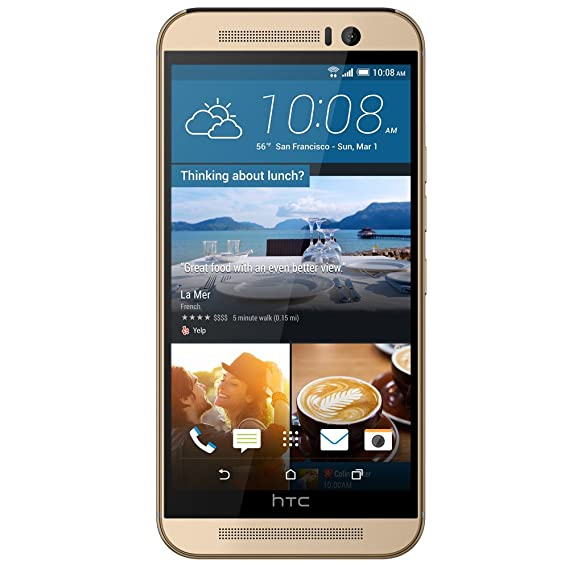 HTC One M9 Teléfono 32GB, desbloqueado de fábrica: Amazon.com.mx ...