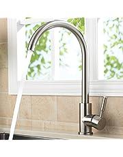 Kitchen Sink Faucets Amazon Com Kitchen Bath Fixtures