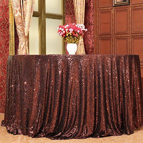Eternal Beauty Sequin Tablecloth, Sequin Table Linen (120