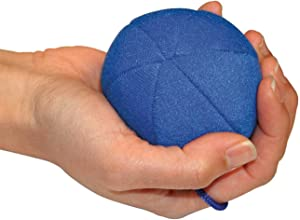 Bed Buddy Stress Ball and Grip Strength Trainer - Stress Relief Toy and Hand Grip Strengthener, Microwavable for Heat Therapy