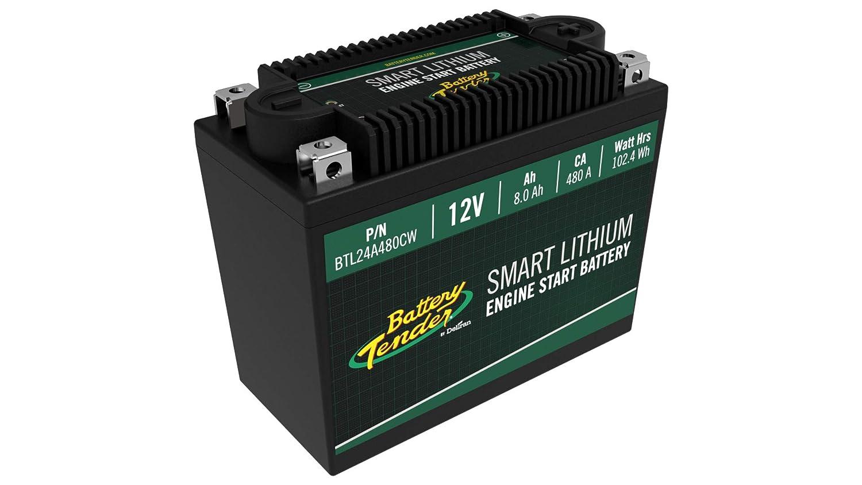 Amazon.com: Supersmart BMS Lithium Battery, 12V 8.0AH, 480CCA: Automotive